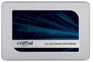 Crucial MX500 Hard disk ssd