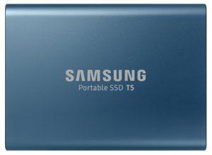 Samsung T5 ssd esterno