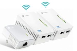 TP-Link TL-WPA4220T kit powerline