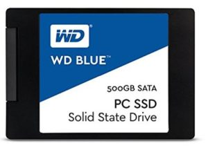 WD Blue 500 Giga