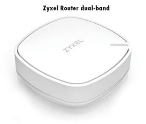 Zyxel Router dual-band router lte