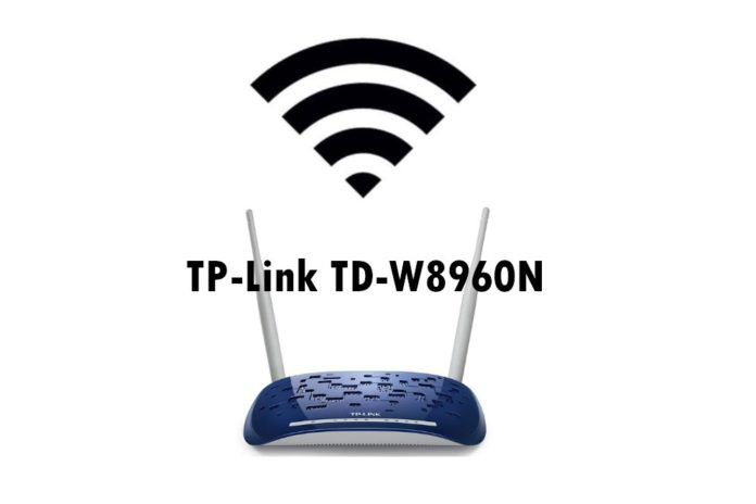 recensione completa router TP-Link TD-W8960N