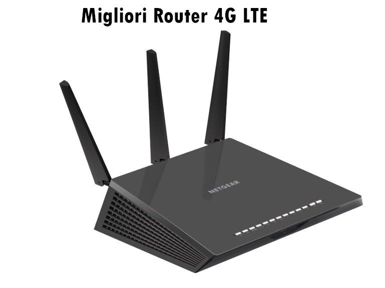 recensione migliori router 4g lte