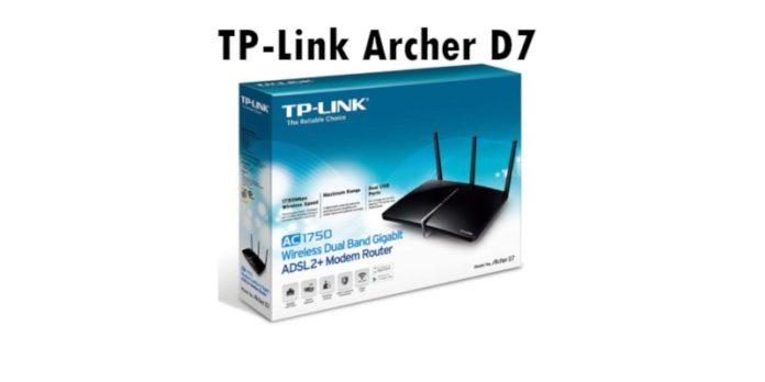 recensione router wi fi tp link archer d7