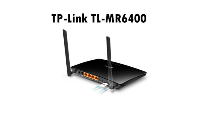 recensione tp link TL-MR6400
