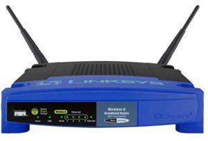 router wi fi economico Linksys WRT54GL