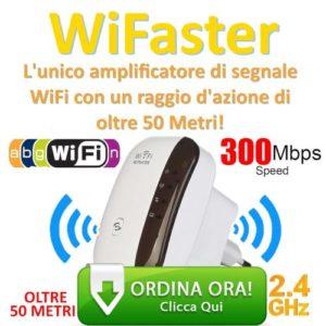 wi faster prezzo