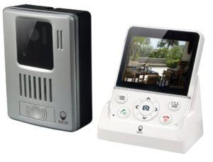 Videocitofono wireless SCS Sentinel WDP 100