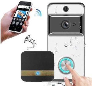 Yun Video Doorbell videocitofono wi-fi