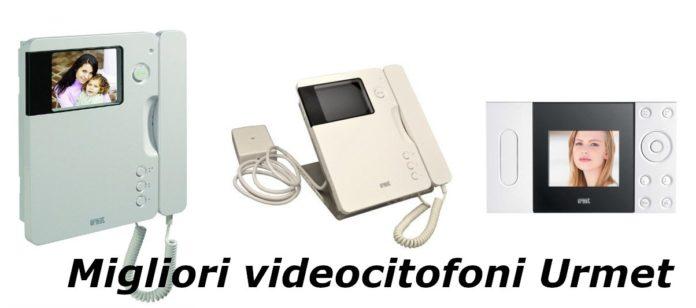 recensione migliori videocitofoni urmet