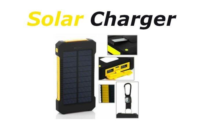solar charger recensione completa