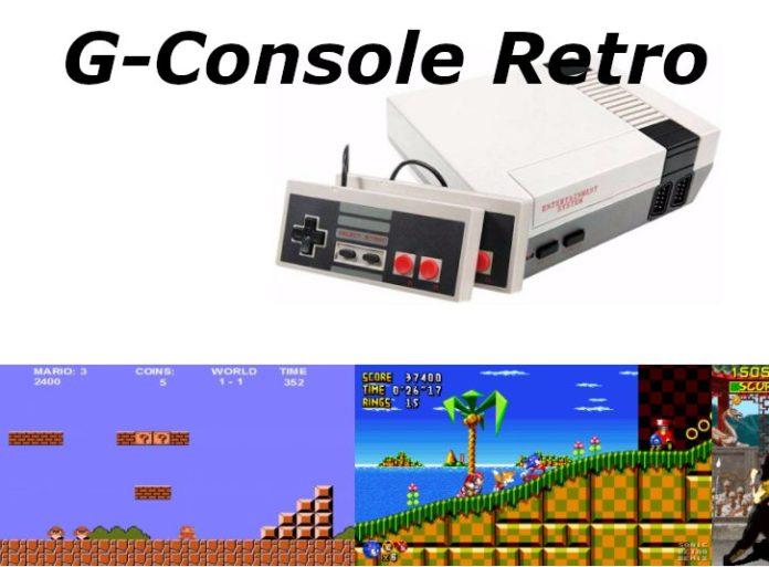 g console retro recensione