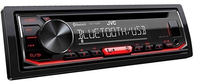 JVC KD-T702BT autoradio bluetooth
