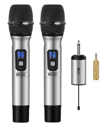 Tonor microfono wireless UHF
