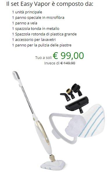 easy vapor prezzo