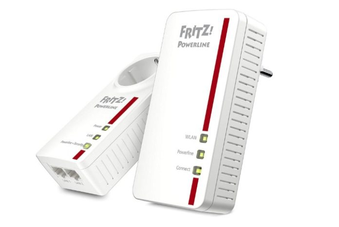 fritz powerline recensione