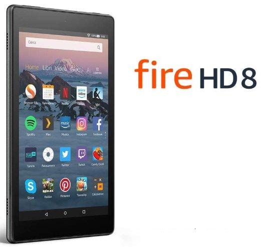 Amazon tablet fire 8 HD