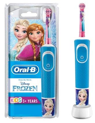 Oral-B Kids spazzolino elettrico Frozen ricaricabile