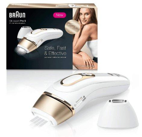 epilatore a luce pulsata Braun Silk-expert Pro 5 PL5137