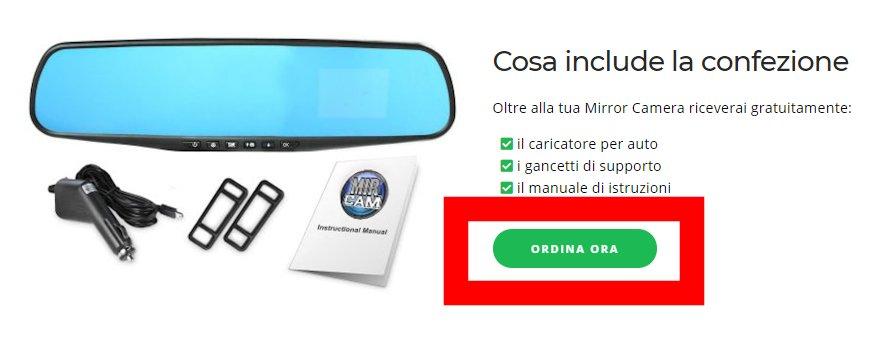 mirror camera prezzo