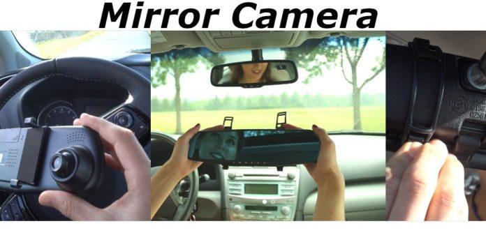 recensione mirror camera