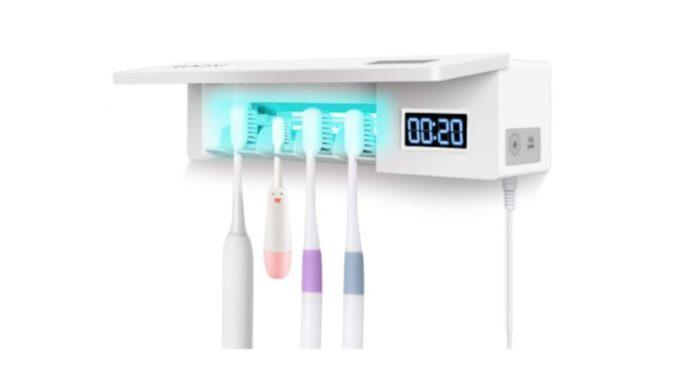 recensione miglior sterilizzatore per spazzolino
