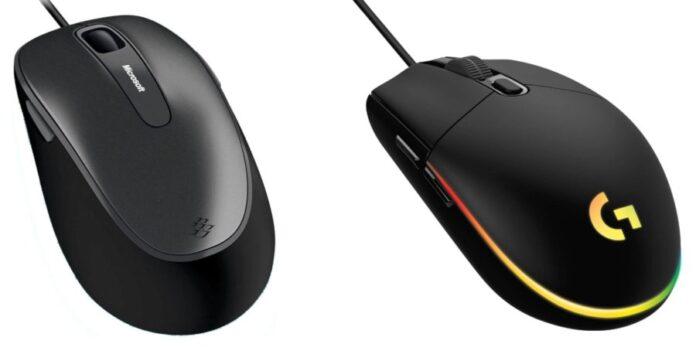 migliori mouse usb