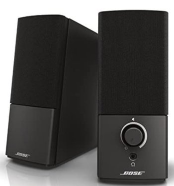 Casse per PC Bose Companion 2 Serie III